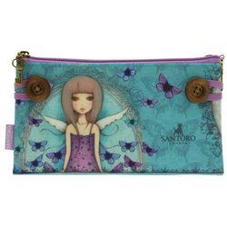 Mirabelle, Butterfly, saszetka z guzikami - produkt z kategorii- Saszetki dla dzieci