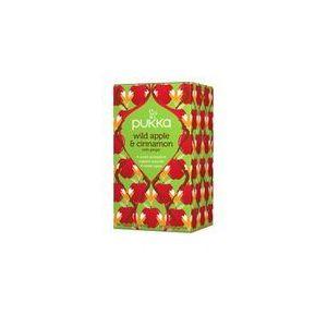 Pukka Wild Apple & Cinnamon with Ginger, 00119