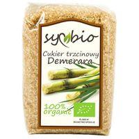 Symbio Cukier trzcinowy demerara 1kg bio eko -