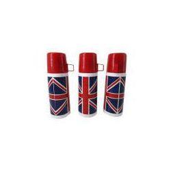 Stalowy termos 350ml - Flaga Wielkiej Brytanii - produkt z kategorii- Termosy