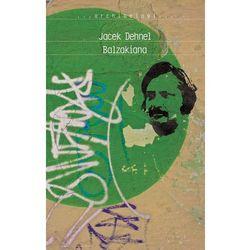 Balzakiana - Dostawa zamówienia do jednej ze 170 księgarni Matras za DARMO, książka z kategorii Poezja