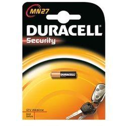 1 x bateria do pilota samochodowego  27a mn27, marki Duracell