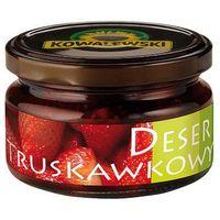 Deser Kowalewski - Truskawkowy 220g