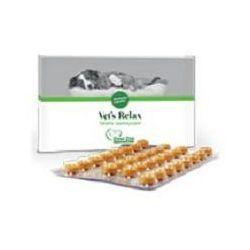 OVER ZOO Vet Line Vet's Relax Ziołowe Tabletki Uspokajające dla Psa i Kota 30szt. - sprawdź w wybranym skle
