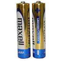 Baterie Alkaliczne MAXELL do alkomatu LR03/AAA z kategorii Baterie