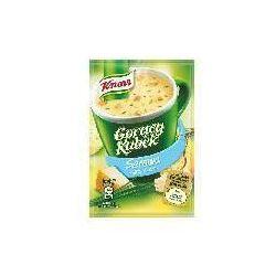 Gorący kubek serowa z grzankami 19g wyprodukowany przez Knorr