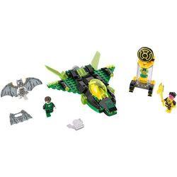 Lego SUPER HEROES ZIELONA LATARNIA KONTRA SINESTRO 76025, kategoria wiekowa [6+]