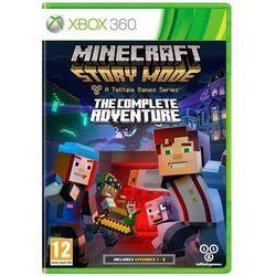 Gra Minecraft Story Mode The Complete Adventure z kategorii: gry XBOX 360