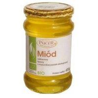 Pucer Miód lipowy nektarowy 400g mazury  ekologiczny (5902596655723)