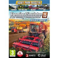 Farming Simulator 2015 Dodatek 2 (PC)