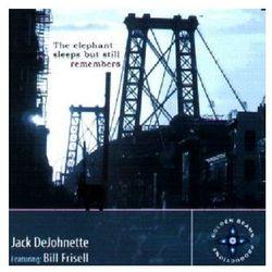 The Elephant Sleeps But Still Remembers - Jack DeJohnette, Bill Frisell - produkt z kategorii- Jazz
