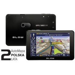 Blow GPS580DVR - produkt z kat. nawigacje samochodowe