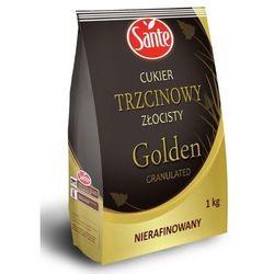 Cukier trzcinowy nierafinowany Golden Granulated 1kg (słodzik)