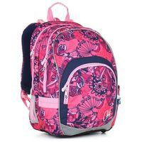 Plecak szkolny Topgal CHI 871 H - Pink z kategorii Tornistry i plecaki