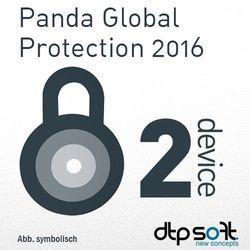 Panda Global Protection 2016 Multi Device PL ESD 2 Urządzenia z kategorii Programy antywirusowe, zabezpieczenia