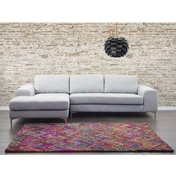 Dywan kolorowy bawełniany 160x230 cm bismil marki Beliani