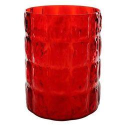 Wazon Matelasse czerwony, 1225_mr