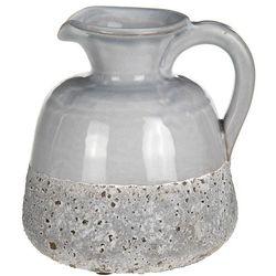 Home styling collection Ceramiczny wazon na sztuczne kwiaty, dekoracje (5902891242772)