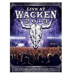 Live At Wacken 2013 - Warner Music Poland z kategorii Muzyczne DVD