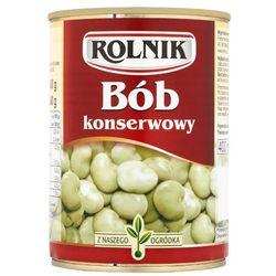 Bób konserwowy 400 g , marki Rolnik