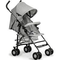 Wózek spacerowy  rest z pozycją leżącą i akcesoriami szary + darmowy transport! marki Kinderkraft