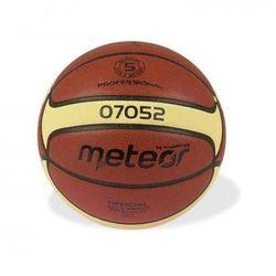 Piłka koszowa Meteor Professional 5 / Gwarancja 24m z kategorii Koszykówka