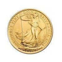 1 uncja Złota Britannia - Złota Moneta Rocznik 2014 - Dostawa Natychmiastowa
