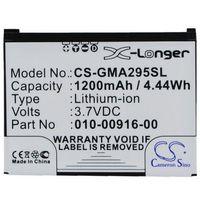 Garmin Nuvi 295 / 010-00916-00 1200mAh 4.44Wh Li-Ion 3.7V (Cameron Sino)