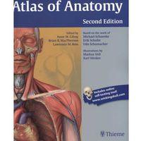 Atlas of Anatomy. Gilroy. 2. edition. English nomenclature, oprawa miękka
