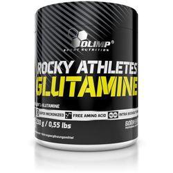 Rocky athletes glutamine 250g wyprodukowany przez Olimp sport nutrition