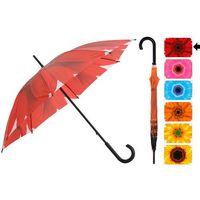 Emako Parasol manualny flower, parasolka - Ø 105 cm