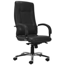 Nowy styl Fotel gabinetowy star steel04 chrome