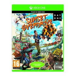 Sunset Overdrive - gra Xbox One