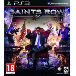 Gra Saints Row 4 z kategorii: gry PS3