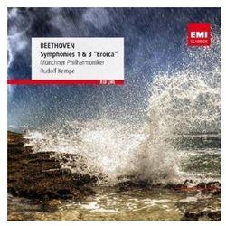 Beethoven: Symphonies Nos. 1 & 3 - Rudolf Kempe - produkt z kategorii- Muzyka klasyczna - pozostałe