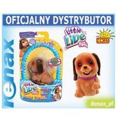 Little Live Pets MÓWIĄCY PIESEK GWIAZDECZKA COBI - produkt z kategorii- maskotki interaktywne