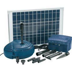 Fontanna ogrodowa solarna Aqua Active Solar 1500 FIAP 2553, Aqua Active Solar SET 1.500