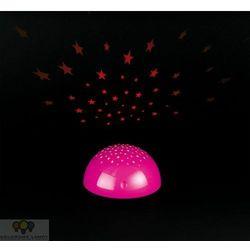 Reality by trio Reality leuchten lampka nocna led z projektorem gwiazd