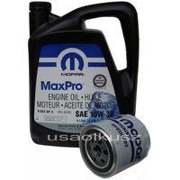 Mopar Filtr + olej  10w30 dodge magnum v6