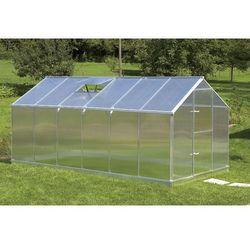 Szklarnia ogrodowa F6 Gutta 2,3 x 4,48 m - Transport GRATIS! - sprawdź w wybranym sklepie