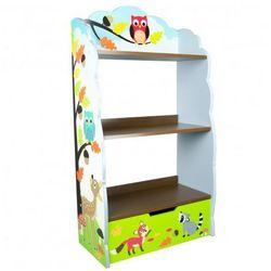 Regał na książki i zabawki z kategorii Regały i półki