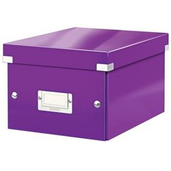 Pudło Click & Store małe A5 fioletowe 6043 (4002432103782)