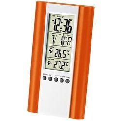 Stacja pogody digital weather station pomarańczowa (43572) darmowy odbiór w 20 miastach! marki Fiesta