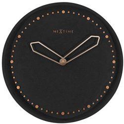 Zegar ścienny Cross czarny, 3197ZW