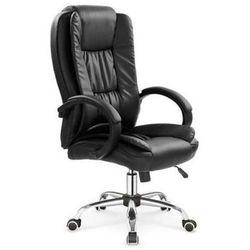 Fotel gabinetowy Halmar Relax czarny, 97620