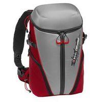 Manfrotto Plecak STUNT Off Road szary/czerwony + kamera sportowa Nilox za 1zł