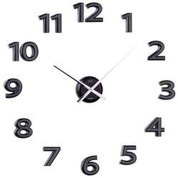 Zegar ścienny Sticker black HB12.1 by JVD, HB12.1