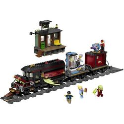 70424 EKSPRES WIDMO (Ghost Train Express) KLOCKI LEGO HIDDEN SIDE