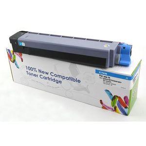 Toner cw-oes8451cn cyan do drukarek oki (zamiennik oki 44059259) [9k] marki Cartridge web