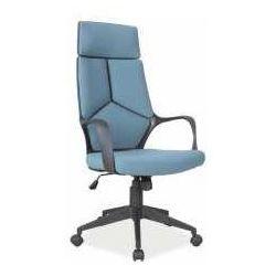 Fotel q-199 niebiesko-czarny - zadzwoń i złap rabat do -10%! telefon: 601-892-200 marki Signal meble